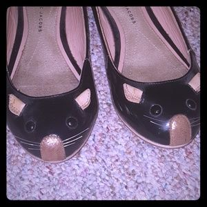 Marc by Marc Jacobs Ballerina Mouse Flats
